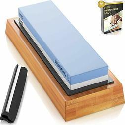 Premium Sharpening Stones Knife Sharpening Stone Side Grit 1
