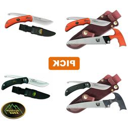 Skinning Knife Gut Blade Swingblaze Combo Kodi Saw Option Ou