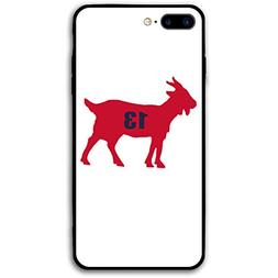 Slim Fit iPhone 7/8 Plus Case, England Brady Goat Shock-Abso