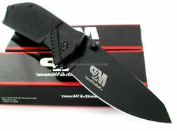 Smith & Wesson M&P M2.0 Folder Linerlock Knife Black Handle