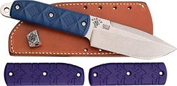 "KA-BAR KNIVES Snody 510"" Big Boss 2 Knife with Extra Blue Ha"