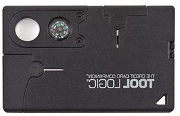 Tool Logic Credit Card Companion with Lens/Compass CC1SB - 9