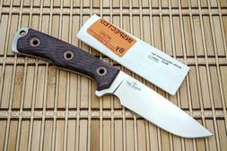 Swamp Rat Knives Custom Shop Rodent 4, SR101, Blk & Red G10