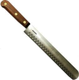 "Victorinox Swiss Army 10"" Granton Slicer Carving Knife Rosew"