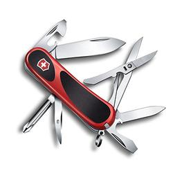 Victorinox Swiss Army EvoGrip RED/BLK 16 Swiss Army Knife e