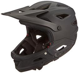 Giro Switchblade MIPS MTB Helmet Matte Black/Gloss Black Med