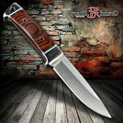 Tactical Hunting Knife Outdoor Camping Survival Knives Defen