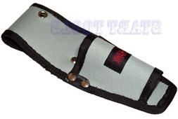 """Tool Pouch Belt Accessory Holder 3"""" x 8"""" For Utility Knife,"""