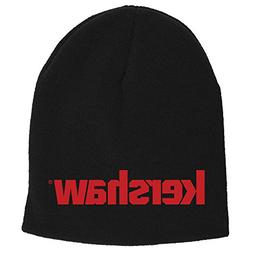 Kershaw Two-in-One Beanie ; Made of Comfortable 100% Knitted