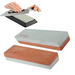 400X1500 Two Sides Sharpening Stone Whetstone Polishin Knife