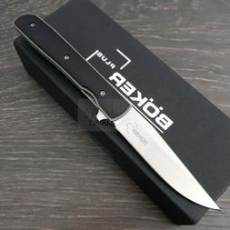 """Boker Urban Trapper Petite Folding Knife 2.88"""" VG10 Steel Bl"""