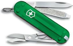 Victorinox Classic SD - Translucent Emerald