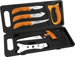 Outdoor Edge WildPak, WP-2, Field Butchering Kit for Big Gam